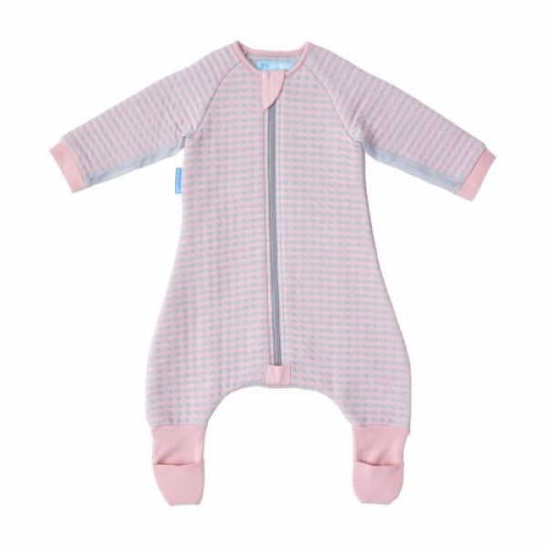 Grobag Romper / Υπνόσακος 12-24 μηνών Pink Stripe